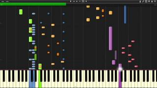Hot Butter - Popcorn (Synthesia(10 Hours))