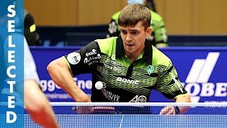 Kirill Gerassimenko vs Ioannis Sgouropoulos (TTBL Selected)
