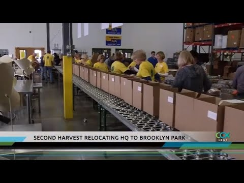 It's Official: Second Harvest Heartland Moving to Brooklyn Park
