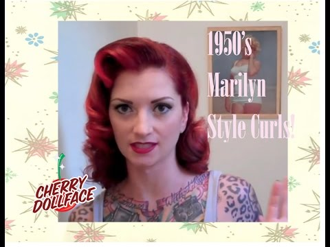 vintage-1950's-curly-hair-tutorial-ala-marilyn-monroe-by-cherry-dollface