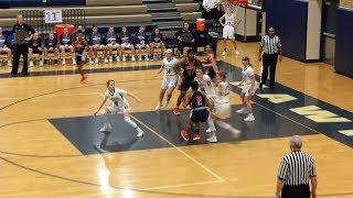 Cooper girls win Metro West Basketball title