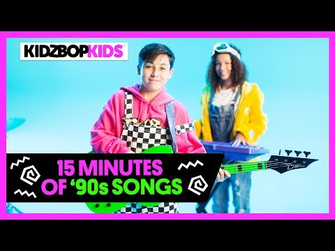 KIDZ BOP Kids – Whoomp! There It Is, Mmmbop, & other top 90s Songs 15 minutes