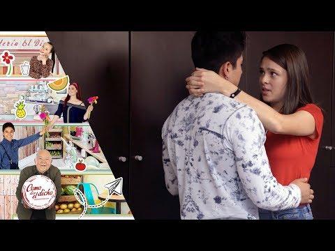 Cristobal le pide la prueba de amor a Bárbara | Cuando tú vas... | Como dice el dicho
