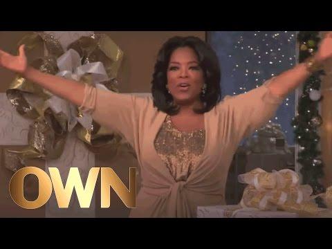 #12: Oprah's Final Favorite Things Trick | TV Guide's Top 25 | Oprah Winfrey Network