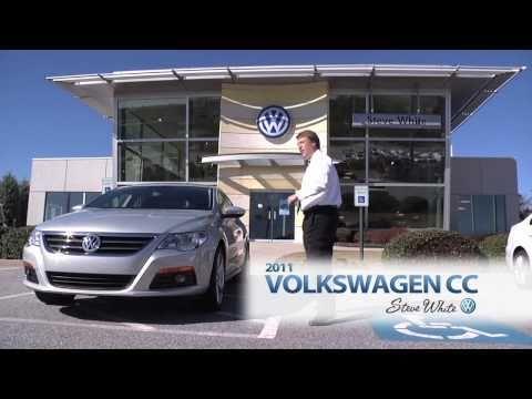 2011 Volkswagen CC-Greenville SC-Steve White VW (3)