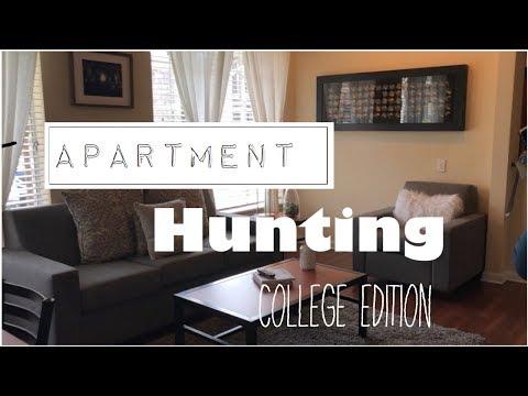 Apartment Hunting (college Edition) Vlog | Sacramento State