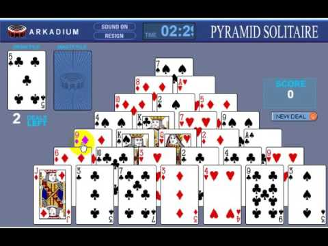 Pyramid Solitaire Download Kostenlos