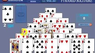 Pyramid Solitaire kostenlos spielen online