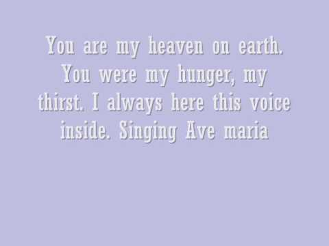 Beyonce - Ave Maria
