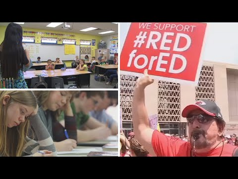 How Arizona Teachers Are Learning 'on The Job' During Critical Shortage