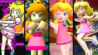 Super Mario Evolution of PEACH