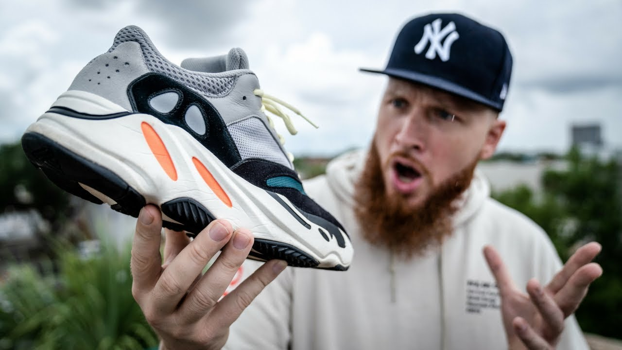 sports shoes c5660 b14a0 update: AFTER WEARING ADIDAS YEEZY 700 BOOST WAVE RUNNER FOR 1 MONTH  STRAIGHT!