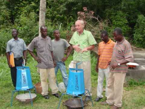 USAID Peanut CRSP in Ghana: Partnering with the Full Belly Project