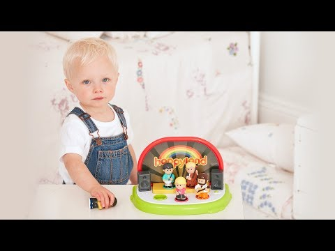 Happyland Lights and Sounds Band Set (2 years+) Early Learning Centre