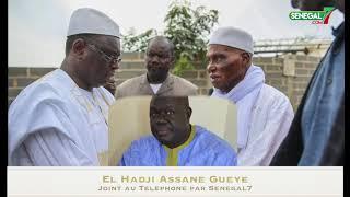 Réconciliation : El Hadji Assane Gueye