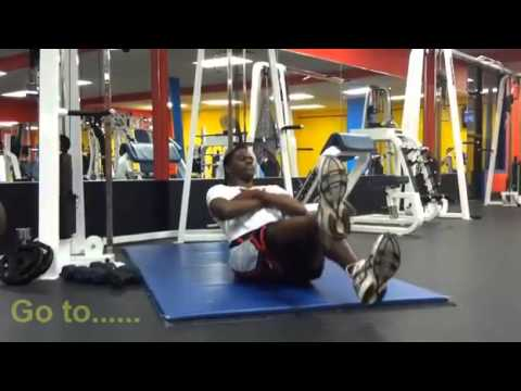 The Best Abs workout... known to man LOL!!!