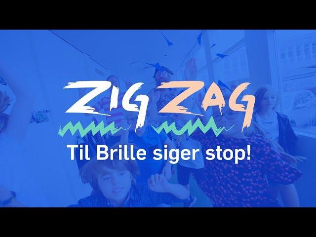 Aktiv Året Rundt 2018 – ZIGZAG til Brille siger stop!