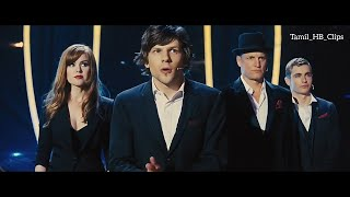 Now You See Me 1 Movie Scene In Tamil