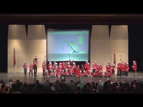 International School of AZ Winter Children's Performance 2013