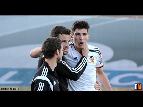 VCF Mestalla 2  - CF Badalona 0