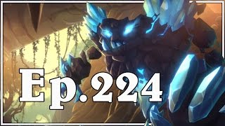 Funny And Lucky Moments - Hearthstone - Ep. 224