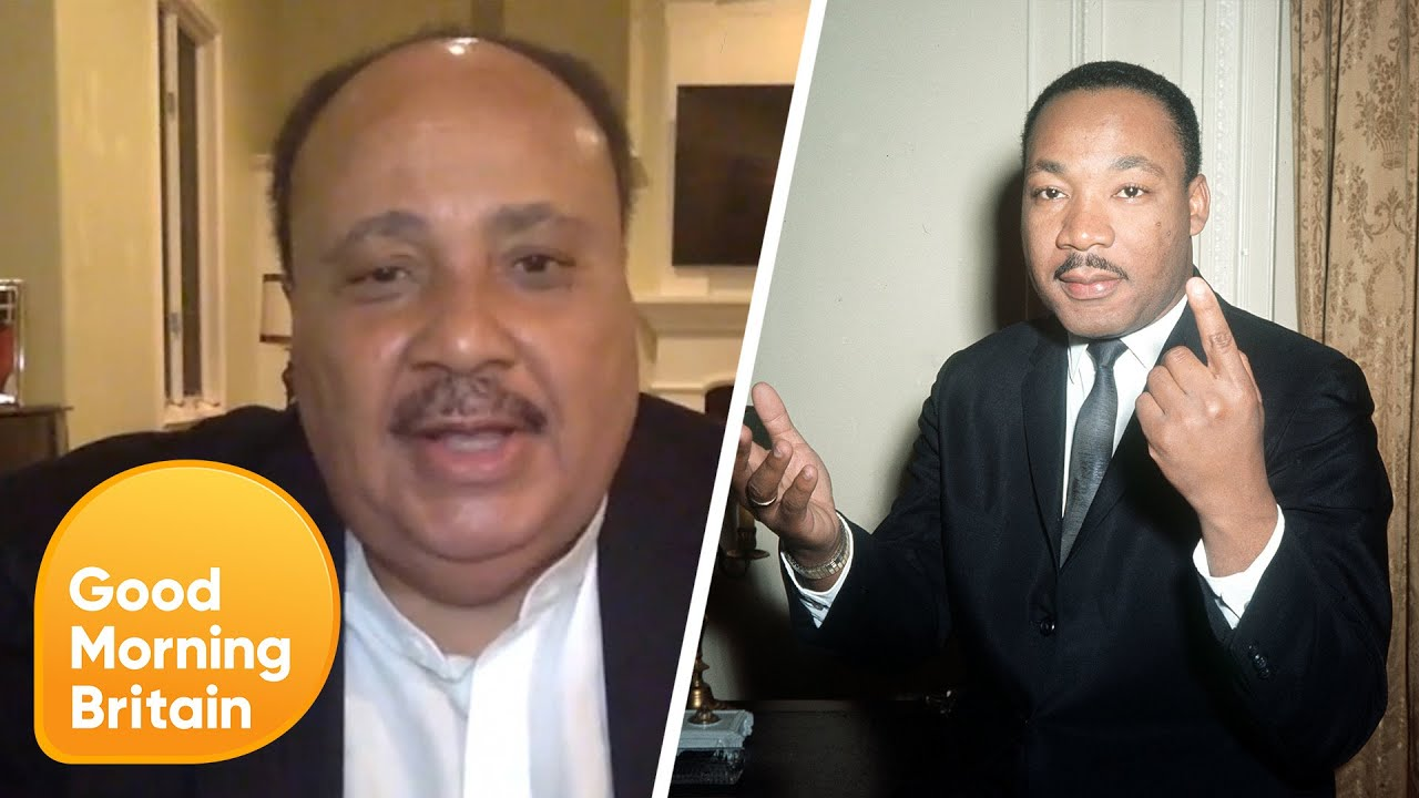 Martin Luther King III on Trump & the Protests over George Floyd's Death | Good Morning Bri