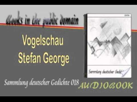 Vogelschau Stefan George Audiobook