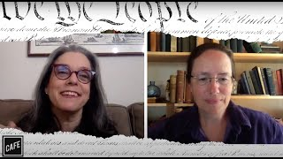 Heather Cox Richardson and Joanne Freeman Show You How to Listen to  Podcasts - YouTube