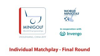 [Full Replay] WMF World Championships 2019 - Individual Matchplay - Final Round