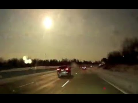 NASA LIES | Michigan Meteor in light of Japan & Hawaii missile scares, January 2018