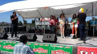 Erazno y El Garbanzo   Jaripeo El Patron Radio