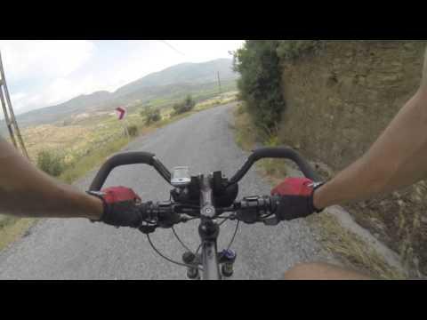 muğlaizmir turu odtü dağ bisikleti takımı  şirinceselçuk inişi
