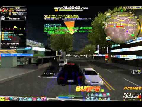 Raycity 光速城市 Audi RSQ BZO 試鏡
