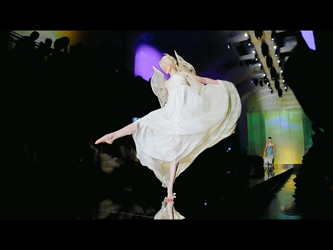 Coco Rocha × Jean Paul Gaultier  fw 11 HC  ss 17 HC