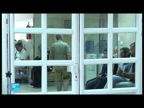 مرضى فلسطينيون يعانون في ظل وقف تحويلهم للعلاج في المستشفيات الإسرائيلية  - نشر قبل 2 ساعة