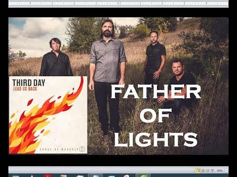 Third Day - Father Of Lights (Lyrics)