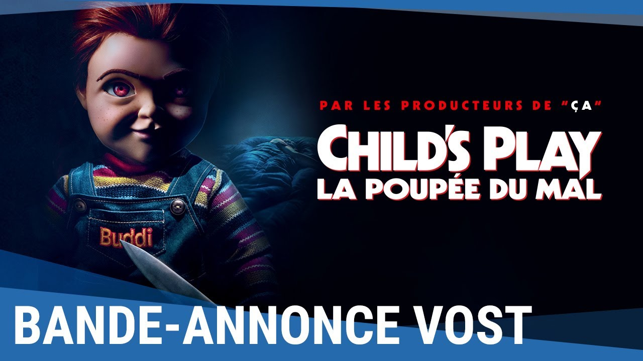 CHILD'S PLAY : LA POUPÉE DU MAL - Bande-annonce VOST [Actuellement au cinéma]
