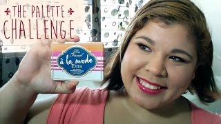 The Palette Challenge: Too Faced A la Mode Eyes Thumbnail