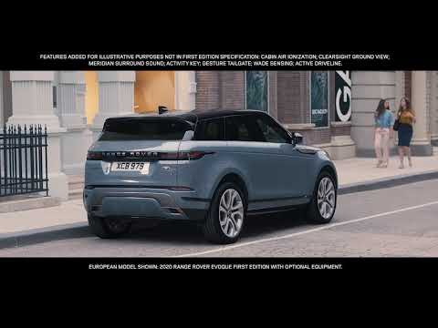 New 2020 Range Rover Evoque | Design | Land Rover USA