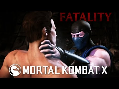Mortal Kombat X - All Klassic Fatalities (original sounds effects)