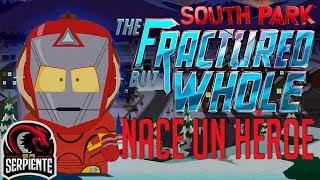 NACE UN HEROE   SOUTH PARK Retaguardia en peligro La serie Pt. 1