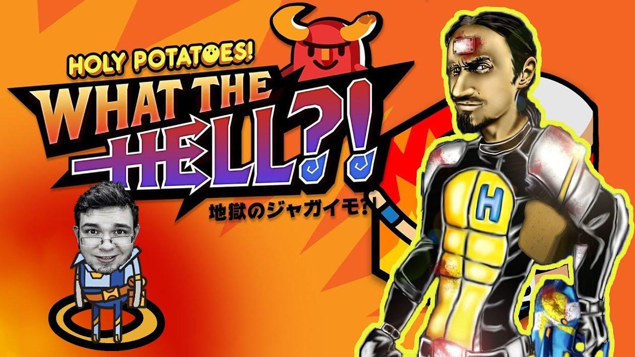 Konkurs Piekielna Kuchnia Holy Potatoes What The Hell