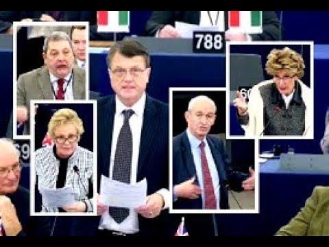 UKIP MEP Gerard Batten calls for removal of MEP Guy Verhofstadt as EP representative on Brexit talks