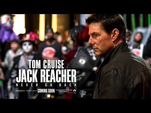 JACK REACHER - PUNTO DI NON RITORNO con Tom Cruise: trailer italiano ufficiale