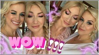 ZMALOWANA robi mi makijaż  + PREMIERA pędzli BOHO BEAUTY | vlogLOLA