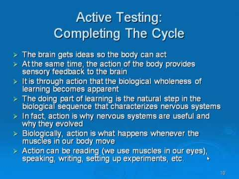 ALC Summer 2011 The Neuroscience of Adult Learn