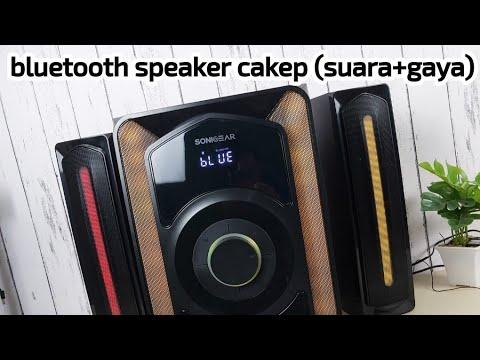 Sonicgear Evo 11 - Bluetooth Speaker Cakep Di Gaya Dan Suara