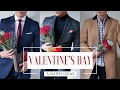 Valentine's Day 3 Men's Outfit Ideas