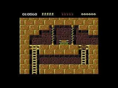 C64 Longplay - Rick Dangerous (part 1/2)