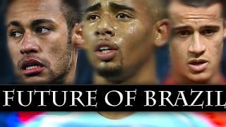 Neymar ● philippe coutinho ● gabriel jesus - future of brazil ● [2017 1080p]